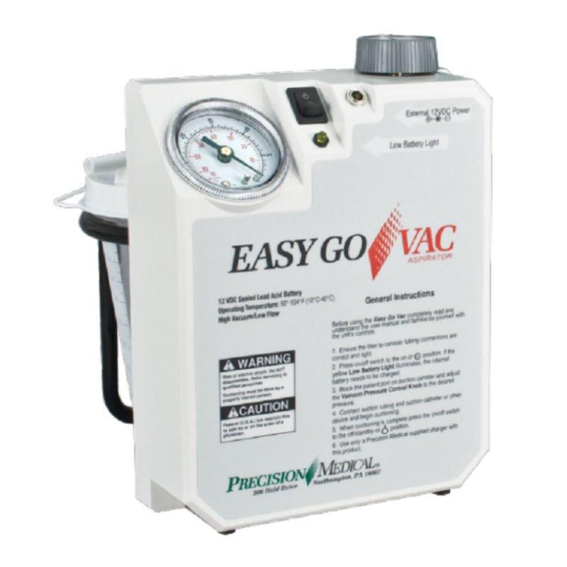 Precision Medical Easy Go Vac Aspirator